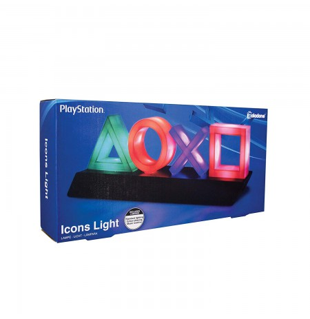 PlayStation Icon lempa