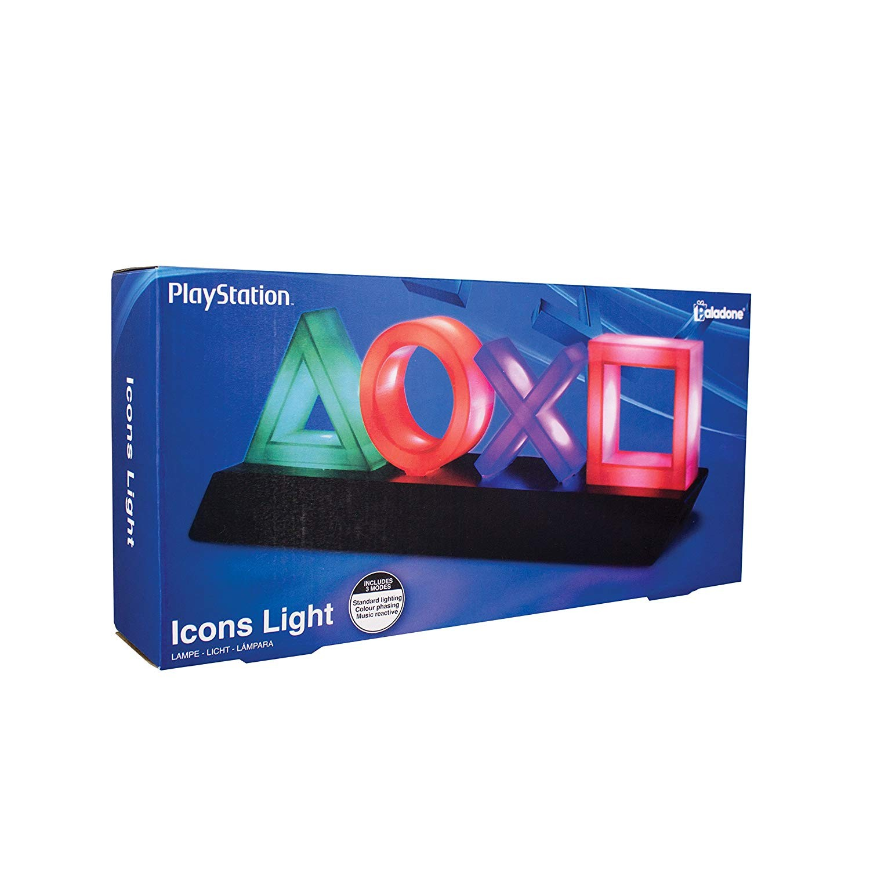 PlayStation Icon lempa