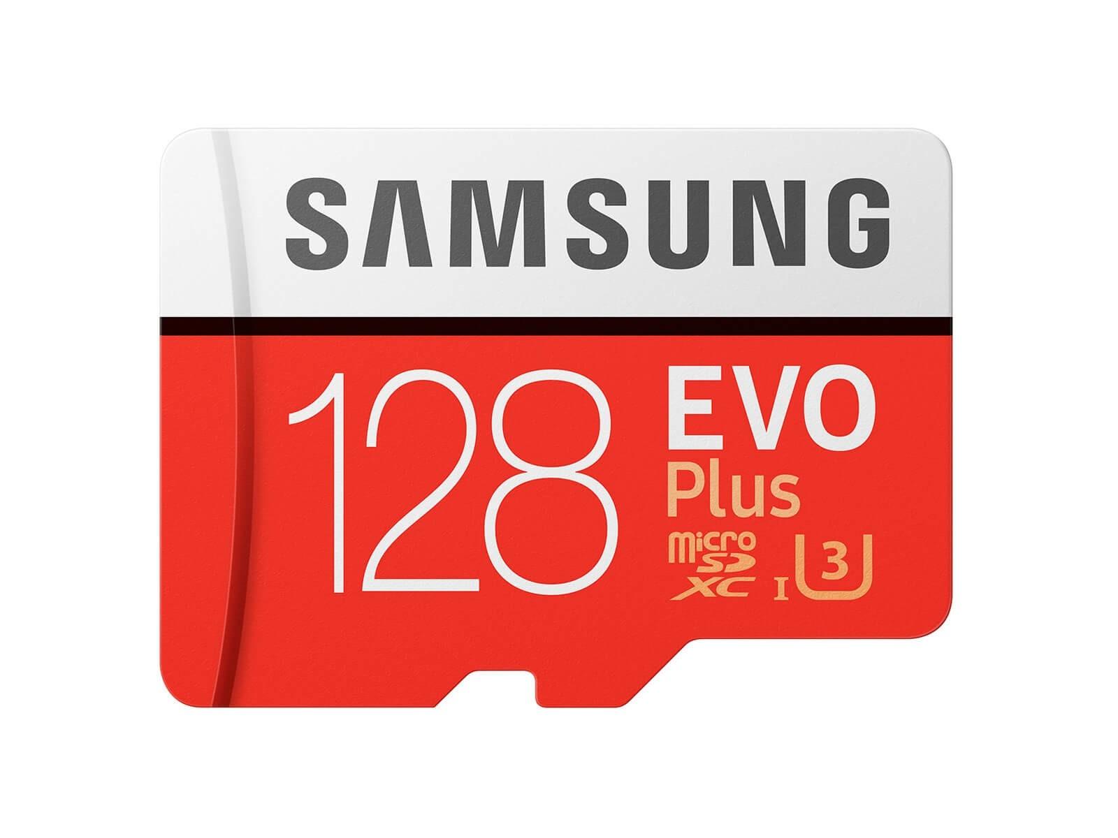 Samsung microSDXC Evo Plus 128GB