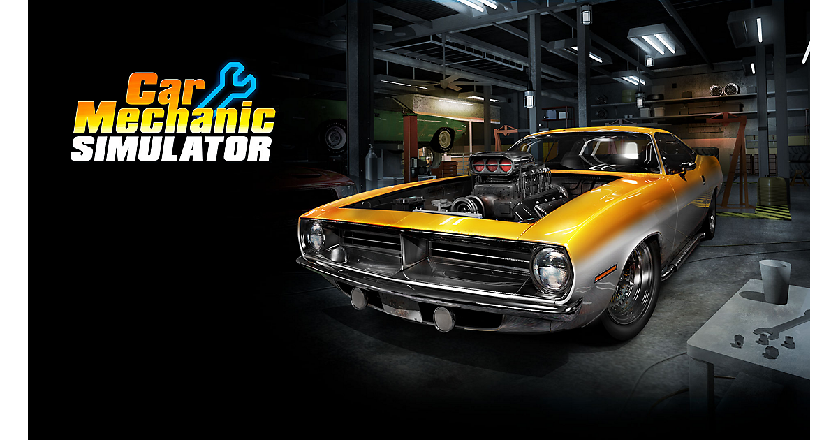 Car Mechanic Simulator 2020 Review.Pirkti Car Mechanic Simulator Ps4 Zaidima