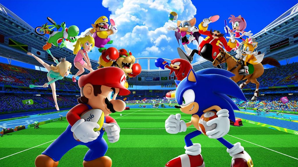 Mario And Sonic At The Olympic Games 2020.Pirkti Mario Sonic At The Olympic Games Tokyo 20202020 Nsw