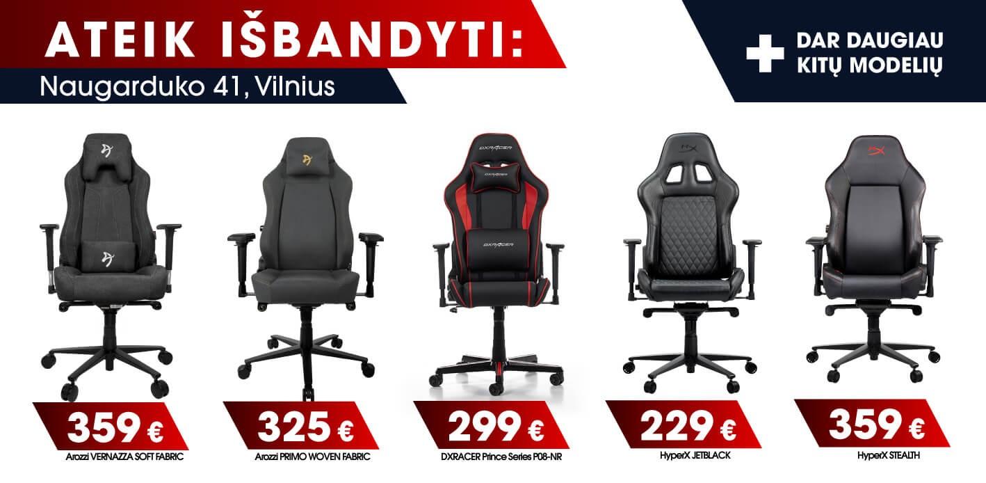 Gaming kėdės