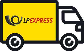 LP Express pristatymas nurodytu adresu